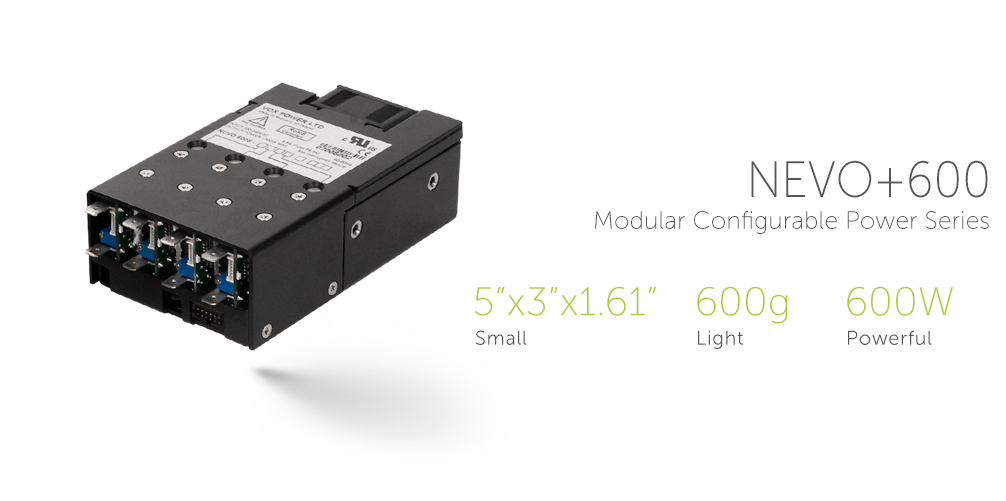 Vox Power design innovative modular configurable power supplies