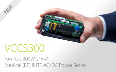 Vox Power | New Release of Tiny 2″ x 4″ VCCS300 Conduction Cooled Series