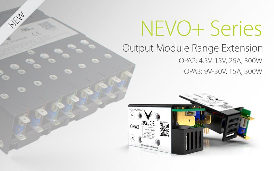 Vox Power | NEVO+ Series Output Module Range Extension