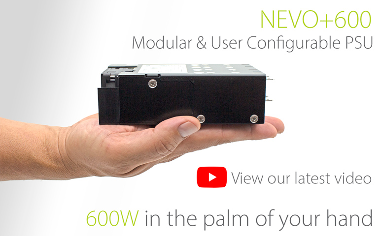 NEVO+ Series | 600W Modular PSU | Latest Video Now Available