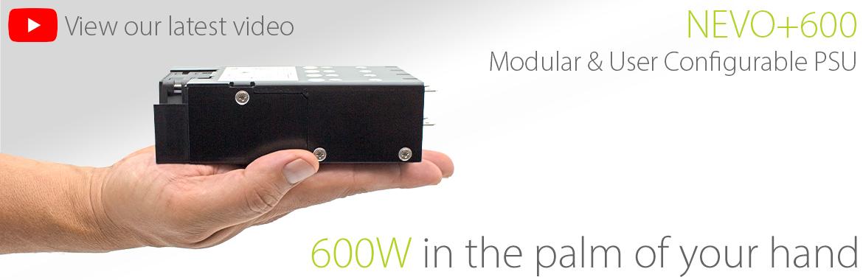 NEVO+600 Modular PSU