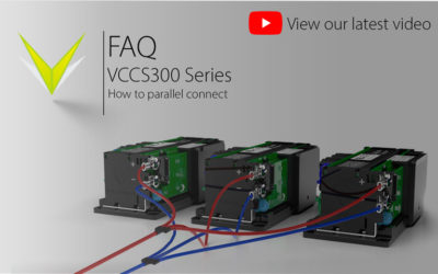 VCCS300 Series | Parallel Connect