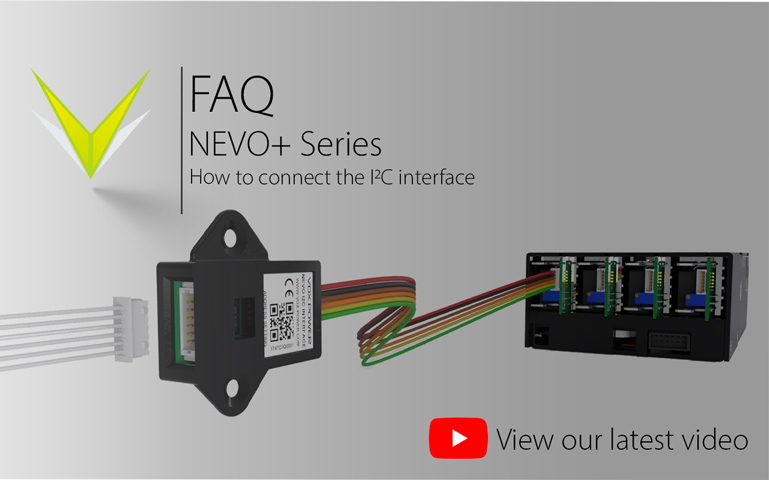 NEVO+ Series | I2C Interface Connection